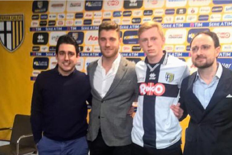 From Örgryte IF to Parma Calcio 1913