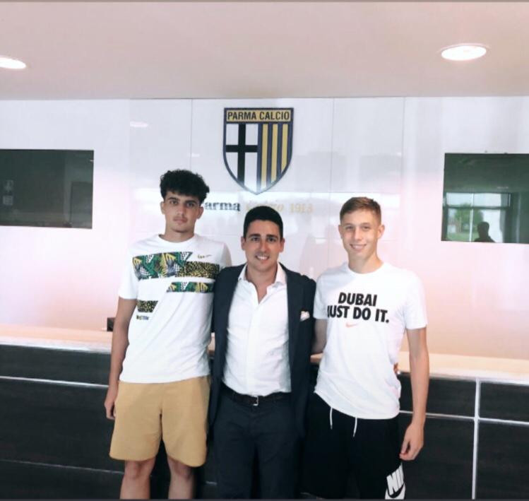 From MTK Budapest to Parma Calcio