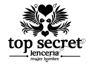 LOGOTIPO TOP SECRET