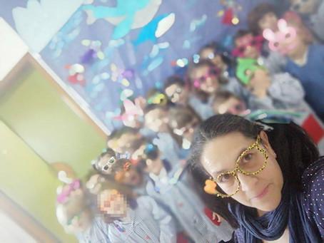 Entroido 2019 Colegio Alba