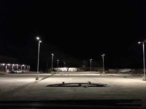 LED Street 50w – Zambia