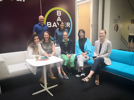 parents@work launched at Bayer - Press Release