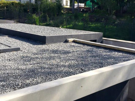 An Inverted Ballasted EPDM Roofing System