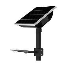 Solarstreet 12w LED Solar Street Light c