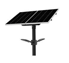 Solarstreet 2 X 60 Watt Lithium Solar St