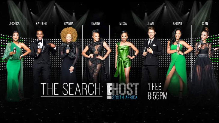 E! Entertainment: The Search South Africa