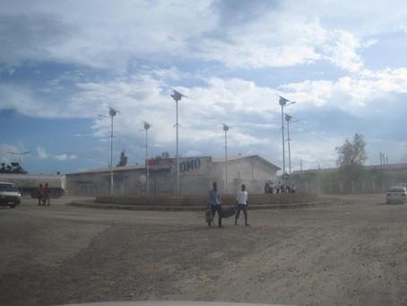 Solar Street 50w – DRC – Lumbumbashi