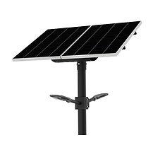 Solarstreet 2 X 40 Watt Lithium Solar St