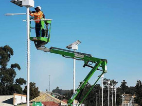 Solar Street 2 x 20w – Eastern Cape