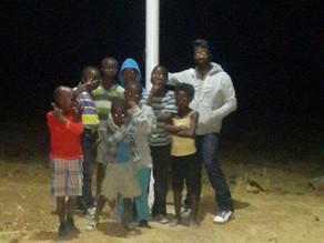 Solar Street 20w – Indwe – Eastern Cape