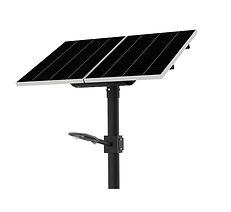 Solarstreet 100 Watt Lithium Solar Stree