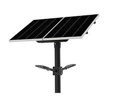 Solarstreet 2 X 20 Watt Lithium Solar St