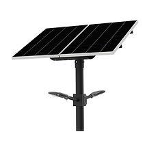 Solarstreet 2 X 30 Watt Lithium Solar St