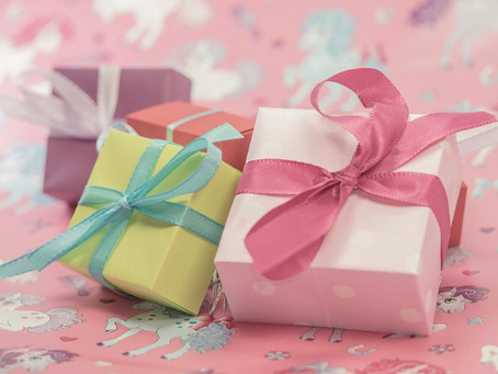 ⑮「贈り物」