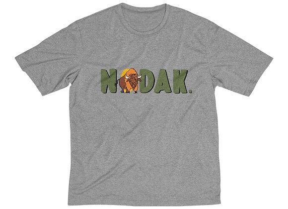 NoDak Men's Dri-Fit Tee