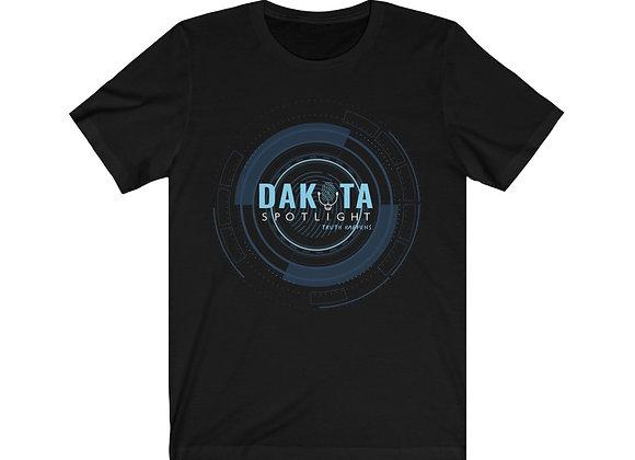 Dakota Spotlight - Fingerprint Unisex Tee
