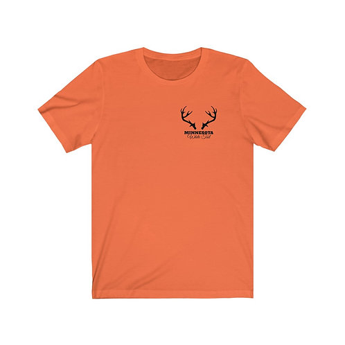MN White Tail Unisex Tee - Front/Back