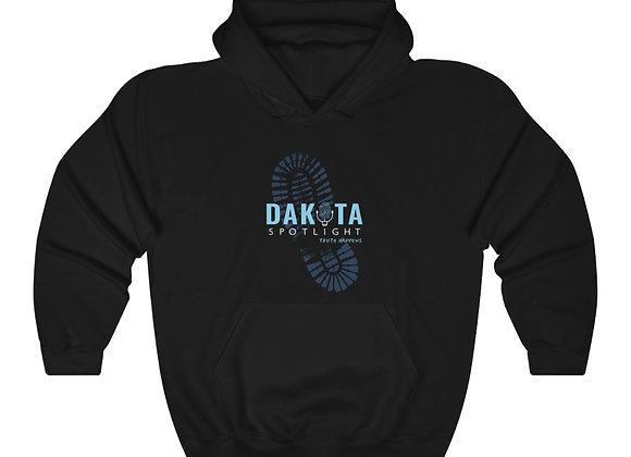 Dakota Spotlight - Boot Unisex Hoodie