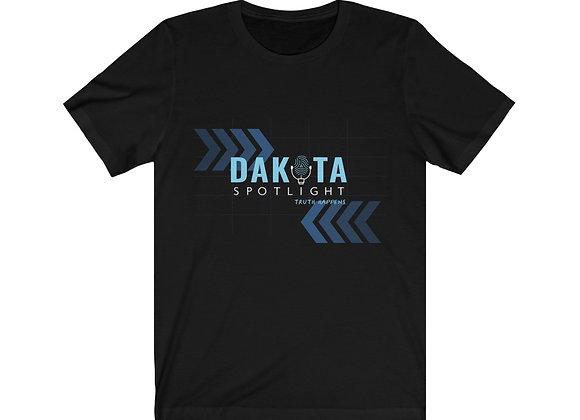 Dakota Spotlight - Arrows Unisex Tee