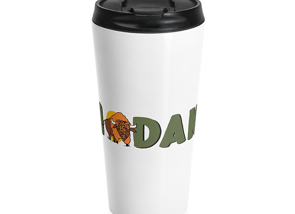 NoDak Stainless Steel Travel Mug