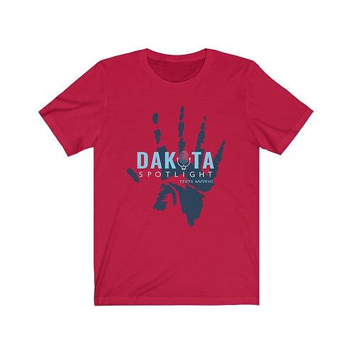 Dakota Spotlight - Handprint Unisex Tee