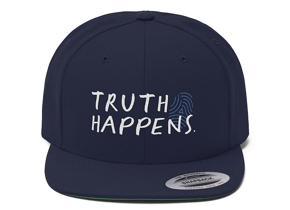 Truth Happens Snap-Back