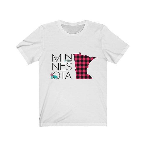 Minnesota Unisex Tee