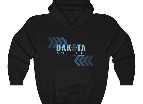 Dakota Spotlight - Arrows Unisex Hoodie