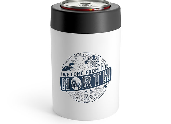 We Come from the North Can Holder