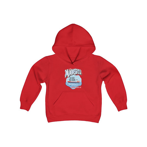 Duluth Destinations Youth Hoodie