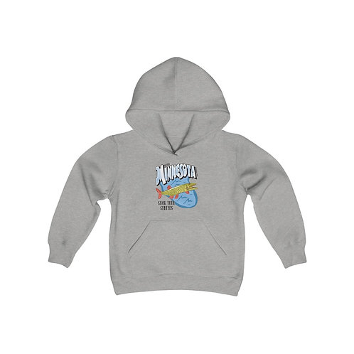 Nevis Destinations Youth Hoodie