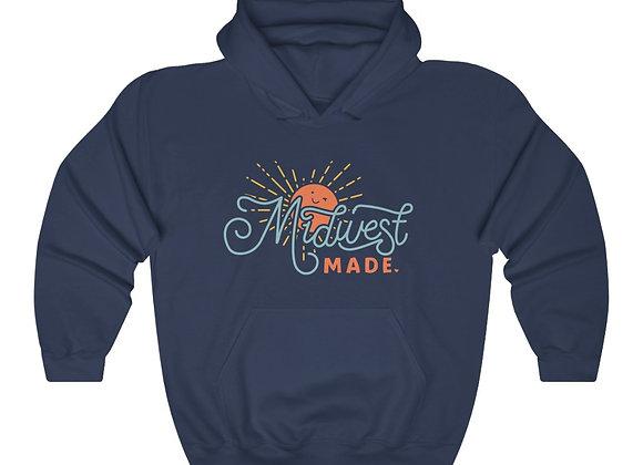 Midwest Made Unisex Hooded Sweatshirt