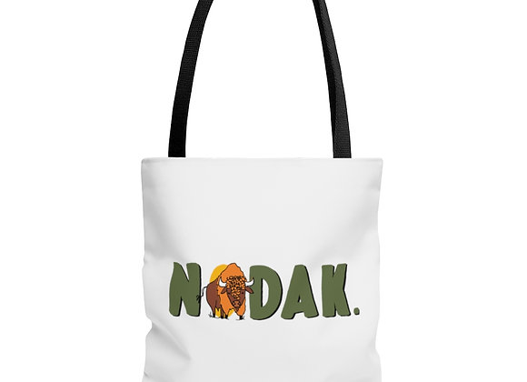 NoDak Tote Bag