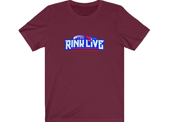 The Rink Live - Unisex Tee