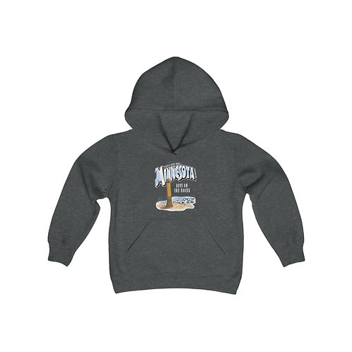 Itasca Destinations Youth Hoodie