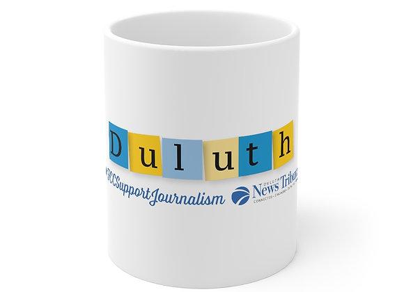 Duluth Journalism Mug