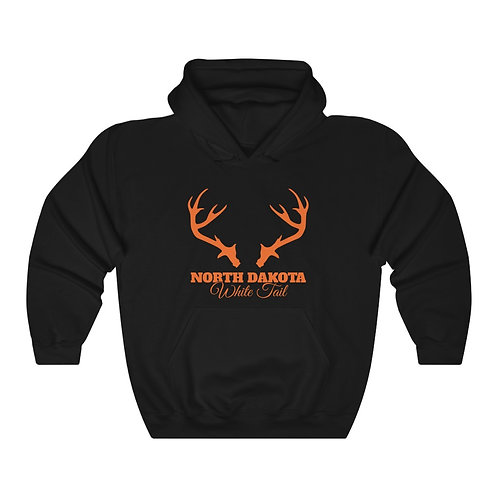 ND White Tail Unisex Hoodie