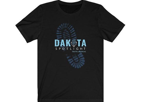 Dakota Spotlight - Boot Unisex Tee