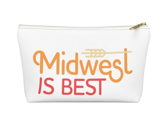 Midwest is Best Accessory Pouch