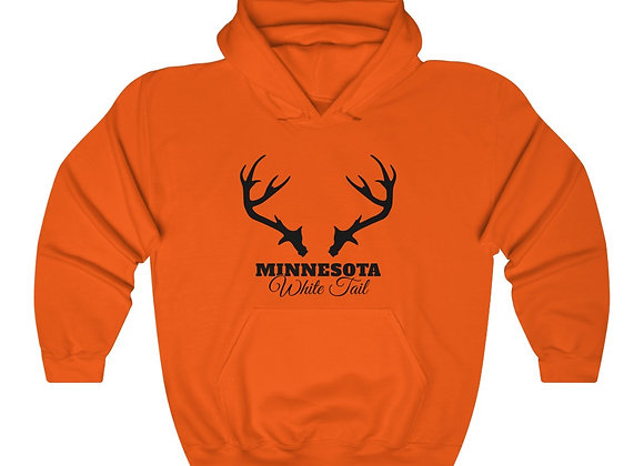 MN White Tail Unisex Hoodie
