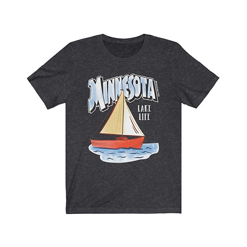 MN Lake Life Destinations Unisex Tee