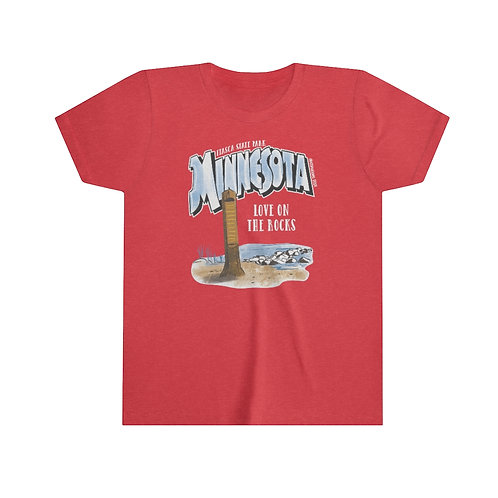 Itasca Destinations Youth Tee