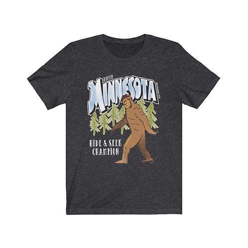Remer Bigfoot Destinations Unisex Tee