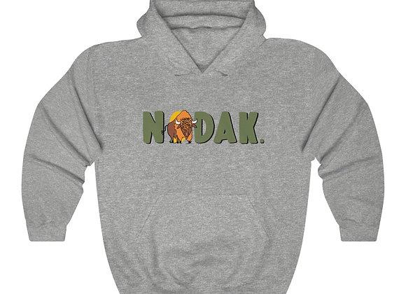 NoDak Unisex Hooded Sweatshirt