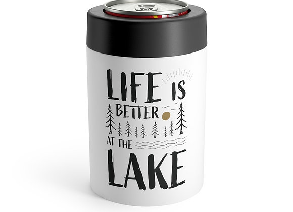 Life is Better at the Lake Can Holder