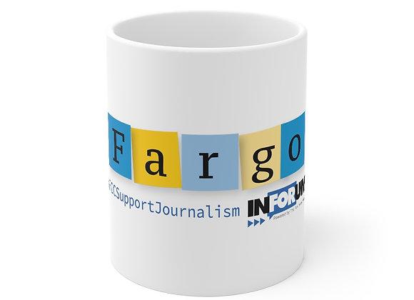 Fargo Journalism Mug