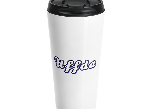 Uffda Stainless Steel Travel Mug