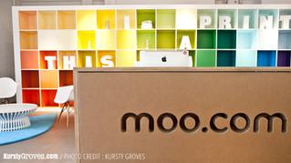 "MOO: ""THE OFFICE MAKETH THE COMPANY"""
