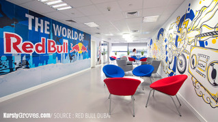 RED BULL DUBAI: GIVING WIIINGS TO PEOPLE AND IDEAS