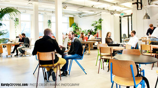 CO-WORKING BOOM OFFERS MORE THAN DESKS